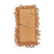 <b>Хайлайтеры Makeup Revolution Ingot</b> Highlighter GOLD — в ...