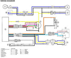 yamaha dt 125 cdi diagram yamaha image wiring diagram my wr400 street conversion on yamaha dt 125 cdi diagram