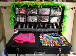 image of face painting kits and stencils