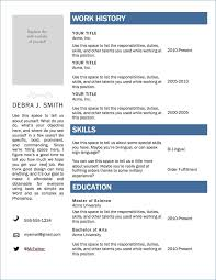 Blank Cv Template Download Free Resume Layout Com