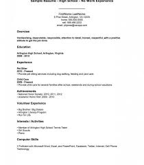 Resume Format First Job New Unusualple Resume For First Job Templates Time Seeker No Related