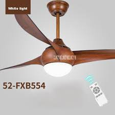 2018 dc variable frequency ceiling fan lights simple fashion led