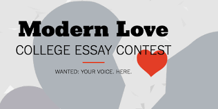the new york times announces fourth modern love college essay  2018 the new york times company
