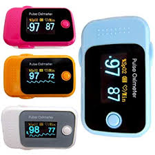 Generic <b>Big</b> O <b>LED Screen</b> Pulse Oximeter Full Digital SPO2 PR ...
