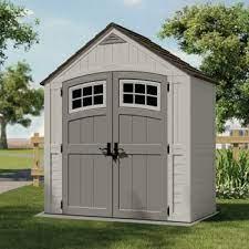 cascade shed plastic storage sheds