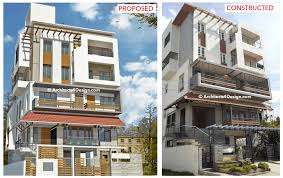 G 3 Apartment Structural Design Architects In Bangalore A4d House Residential Architects