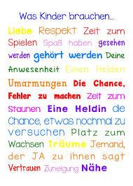 Was Kinder Brauchen Words Kinder Sprüche Kinder Und Schule