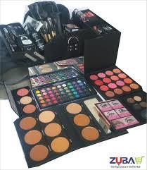 makeup artist kit with professional makeup box