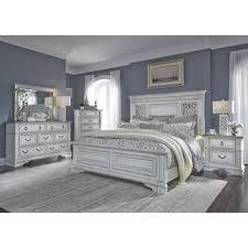 Abbey Park 520 BR KPBDM 5 Pc King Panel Bedroom Set (Bedroom) · Liberty  Furniture Industries ...