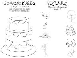 activity favor kids exquisite design wedding coloring book extraordinary ideas fresh pages free and