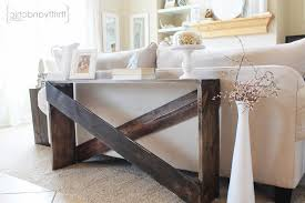 Decorating Console Table Behind Sofa Extra Long And Decor Couch A