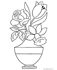 Small Picture 104 best Activities Colouring flowers images on Pinterest