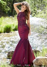 Mori Lee Beaded Mermaid Plus Dress 99050