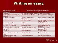 subculture essay topics  subculture essay topics