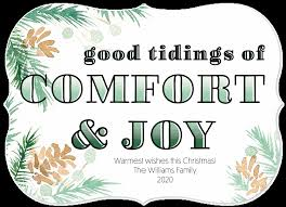 Comfort & Joy by Hillary Craig in 2020 | Comfort and joy, Joy, Hillarious