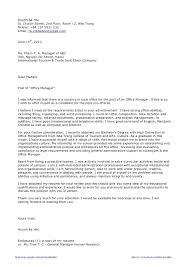 Cover Letter Template Marketing Getstolen Com
