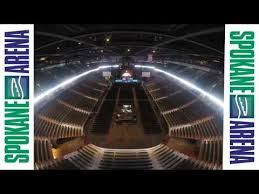 5 Events In 5 Days Spokane Arena Timelapse Youtube
