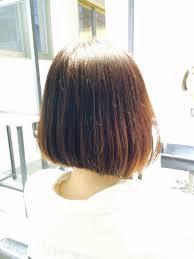 子育て中のママの髪型ロングからバッサリ前下がりボブ Shinichi Maeda