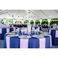 round tablecloth wedding reception round tablecloth special event tablecloth for catering