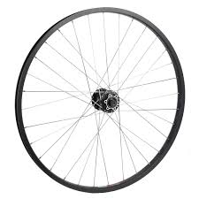 performance wheelhouse deore 26 m525 disc rhyno lite mountain wheel front performance bike