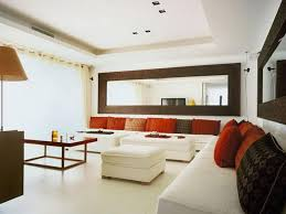 image of large living room wall decor design ideas