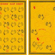 Fairy Believers Clap Chart Peter Pan Graphic Art Print Minalima