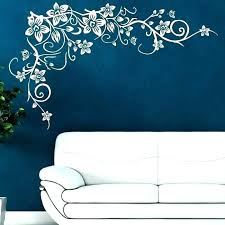 seemly flower stencils for wall painting wall arts painting stencils for wall art wall art paint