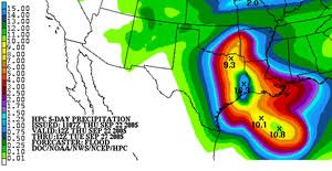 Canucks Depth Chart Forecaster Quantitative Precipitation Forecast Wikipedia
