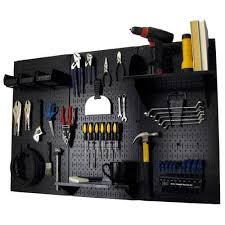 wall control 30 piece steel pegboards