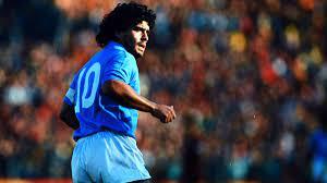 Diego Maradona: Wie er in Neapel zu Gott wurde - Eurosport