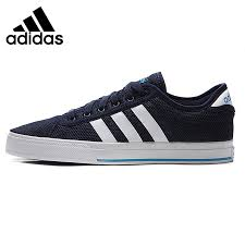 adidas shoes 2016 for men. aliexpress.com : buy original adidas neo label men\u0027s low top skateboarding shoes sneakers from reliable suppliers on 2016 for men