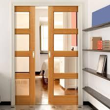chic double sliding doors interior 25 best
