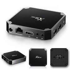 X96 Mini Android TV Box RAM 2GB - ROM 16GB - Hệ Điều Hành An