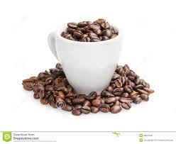 coffee beans cup. Brilliant Beans Heap Of Coffee Beans In Cup On Coffee Beans Cup F