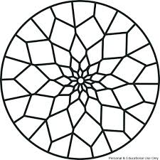 Free Online Mandala Coloring Pages At Getdrawingscom Free For