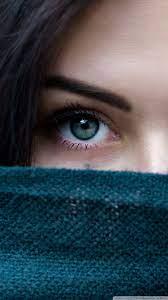 Girl Eyes Wallpapers - Top Free Girl ...