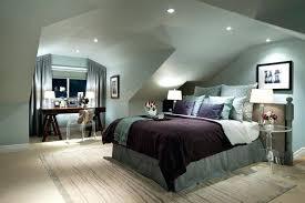 slanted ceiling decor sloped bedroom