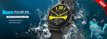 2020 NEW <b>Rollme S06</b> Smartwatch with <b>Body Temperature</b> Blood ...