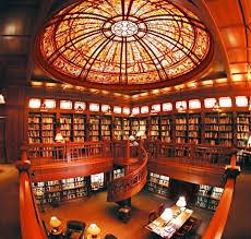 The Skywalker Ranch, George Lucas' research library in California.Skywalker  Sound/Pinterest
