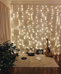 25 cozy string lights ideas for living
