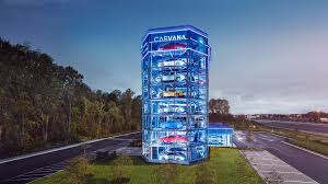 Car Vending Machine Dallas Extraordinary Carvana Opens Its First Car Vending Machine In This State Phoenix