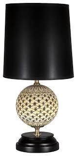 unique round ball table lamp 17