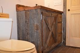 Barnwood Bathroom Tamnhom Rustic Bathroom Vanities 4 Rustic Barnwood Bathroom