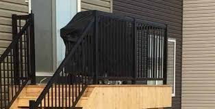 Protect Your Deck Railing From The Grill With A Blanket Decks By E3