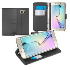 samsung galaxy s6 edge plus. multifunctional wallet cases for samsung galaxy s6 edge plus- black plus