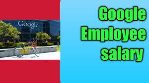 Google Graphic Design Salary Unbelievable Google Employee Salary Highest Paying Jobs