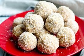 no bake peanut butter balls recipe. Wonderful Recipe Peanut Butter Snow Balls Recipe Throughout No Bake A