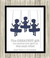 three brothers wall art multiple siblings brother and sister wall art sibling quote playroom decor kids room wall art custom colors by  on brothers wall art quotes with sister and brother wall art siblings art personalized kids art