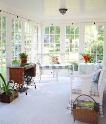 Small sunrooms ideas Room Homedit 35 Beautiful Sunroom Design Ideas