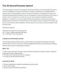 Speech Outline Format Presentation Speech Outline Advocacy Template Examples